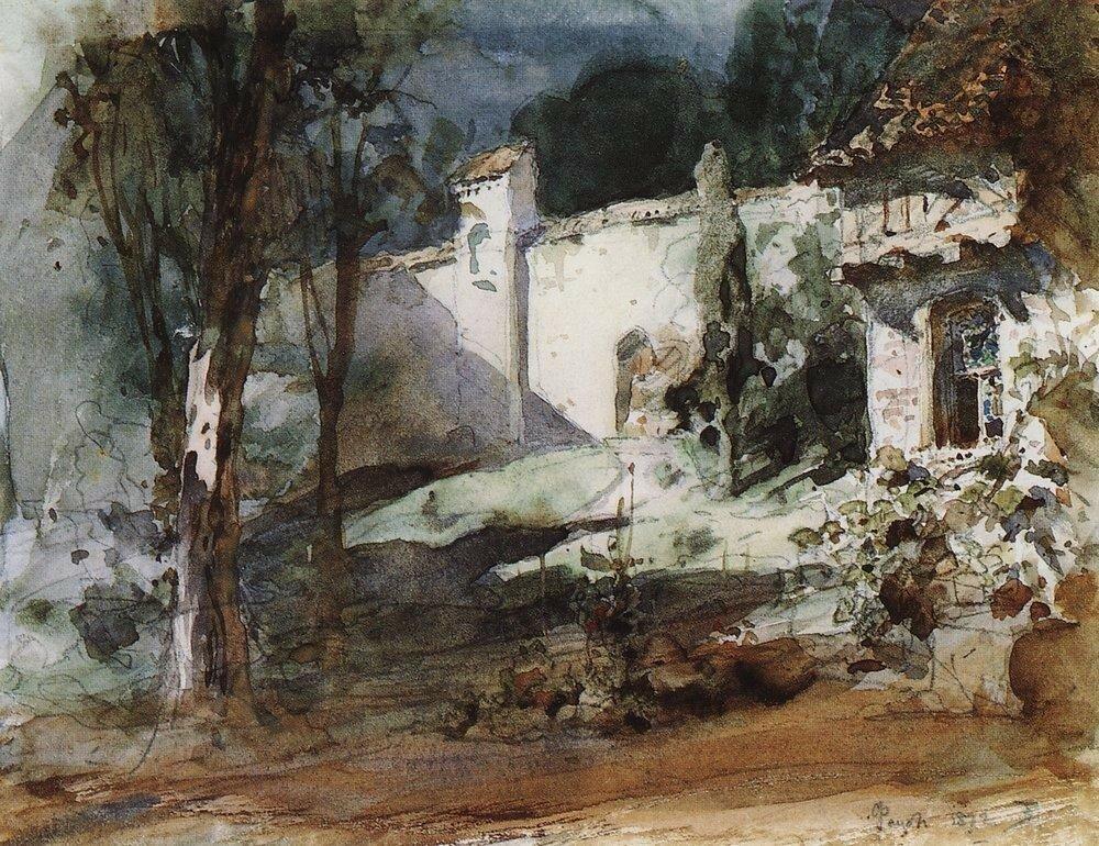 Сад Маргариты. 1882.jpg