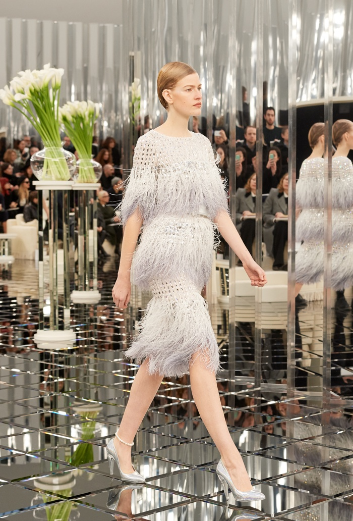 Chanel couture spring 2017 runway