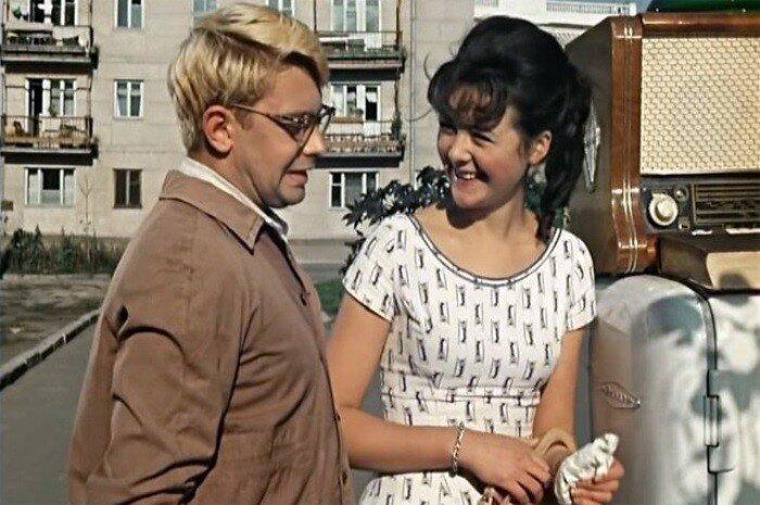 Как Лида, подруга Шурика (Наталья Селезнева), танцевала стриптиз для режиссера Леонида Гайдая