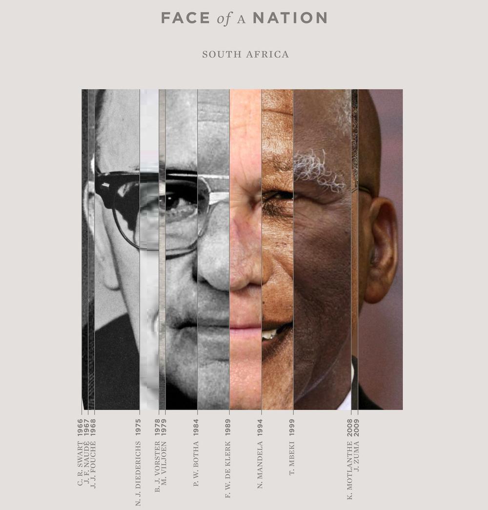 ЮАР: от Чарльза Сварта до Джейкоба Зумы.
