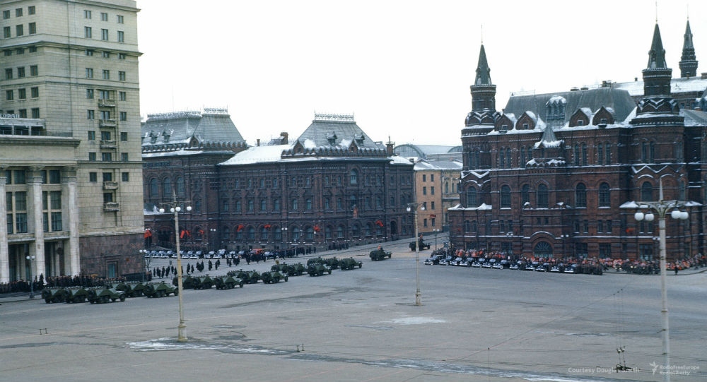 5 марта 1953 года в «Правде» появилось сообщение о смерти Сталина — слухи об этом ходили по Москве у