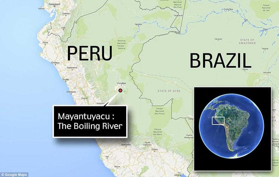 4. При этом расстояние до ближайшего вулкана составляет около 700 километров.