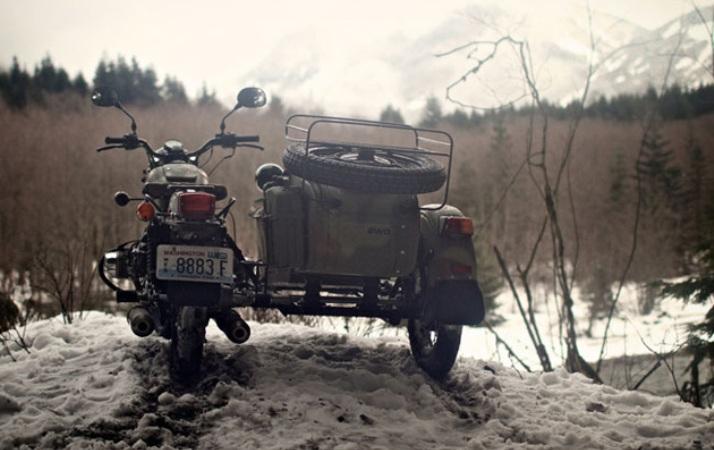 Ural Gear-Up Одним из таких дилеров, например, в 2013 году журналистам были предоставлены для тест-д