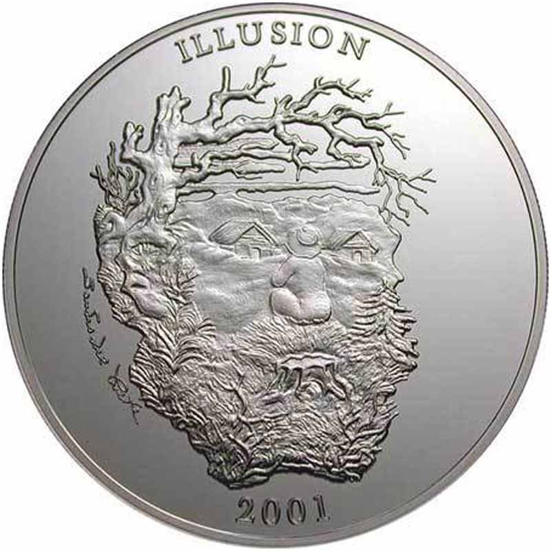 Уганда, 2001 год, монета-иллюзия.jpg