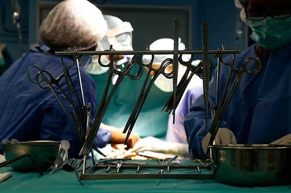 ВСибири впервые вмире провели тройную операцию насердце