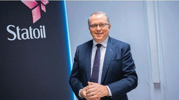 Чистый ущерб Statoil вIII квартале вырос на24%