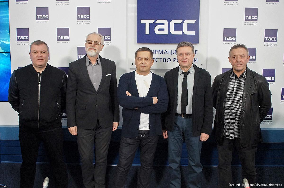Николай Расторгуев: Залог долговечности группы скрывается вчеловеческих качествах ееучастников