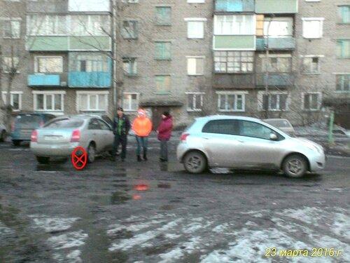 ДТП в Барабинске