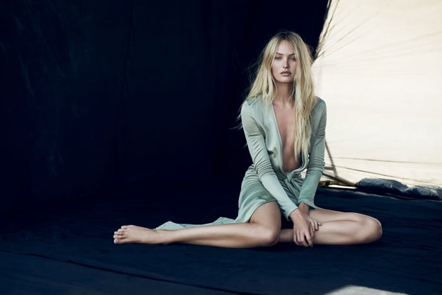 Candice Swanepoel Is The New Face Of Givenchy Fragrance