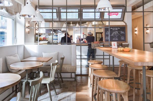 B. Good Restaurant Interior by DYER-SMITH FREY