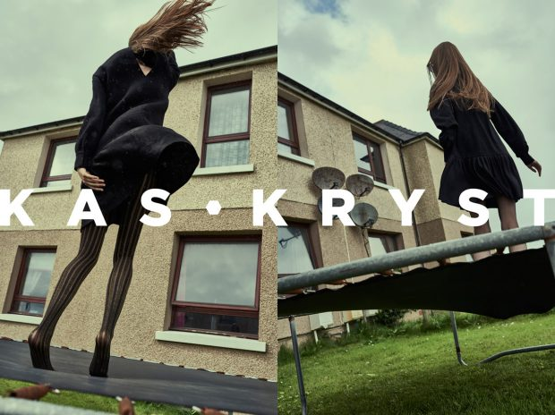 Discover Kas Kryst 's Fall Winter 2016.17 advertising campaign captured by fashion photographe