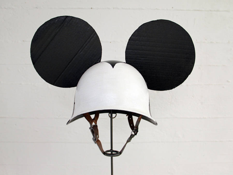 This is not Mickey Mouse, 2014