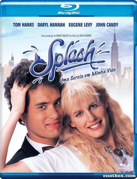 Всплеск / Splash (1984/BDRip/HDRip)