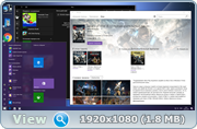 Windows 10 PRO x64 RS1 RUS G.M.A. v.29.09.16.