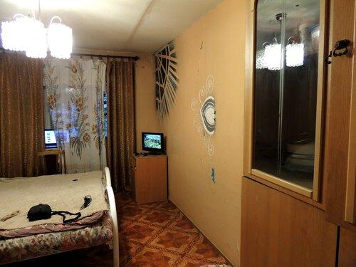 Общежитие для цирковых артистов