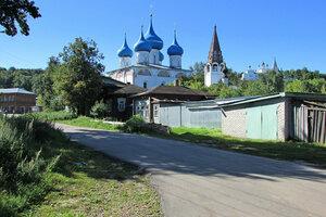 На старой улочке Гороховца
