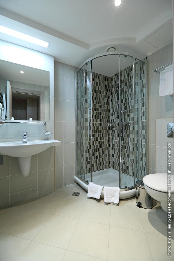 ванная комната номера комплекса дагомыс фото