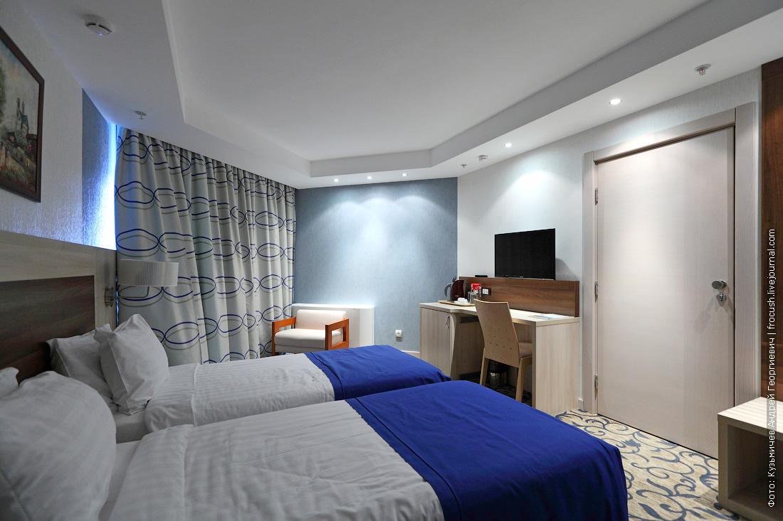 оздоровительный комплекс дагомыс спальня двухкомнатного четырехместного номера