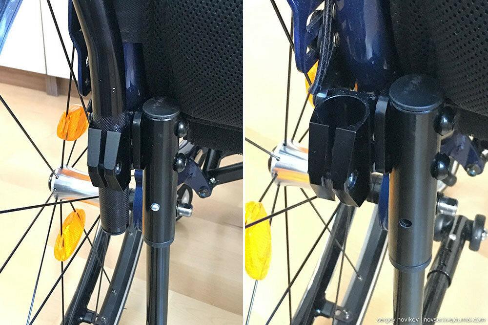 Кресло-коляска Ortonica S2000