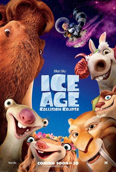 Ледниковый период: Столкновение неизбежно / Ice Age: Collision Course (2016/TS)