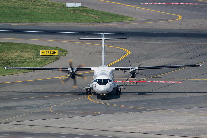 ATR 72-212A (VQ-BLC) ЮТэйр 0090_D804407