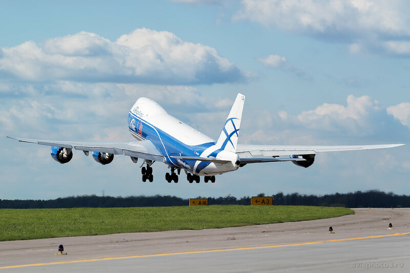 Boeing 747-8HVF (VQ-BLQ) ABC - Air Bridge Cargo 367_D807482a