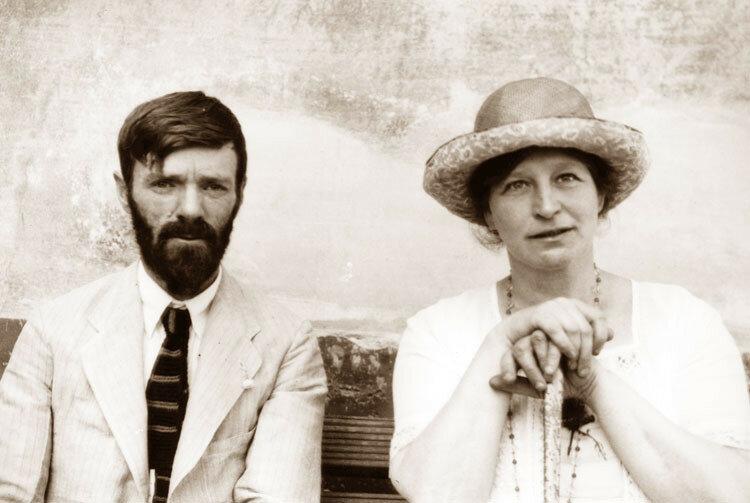 ил. 2 - Супруги Лоуренс в Мексике.jpg