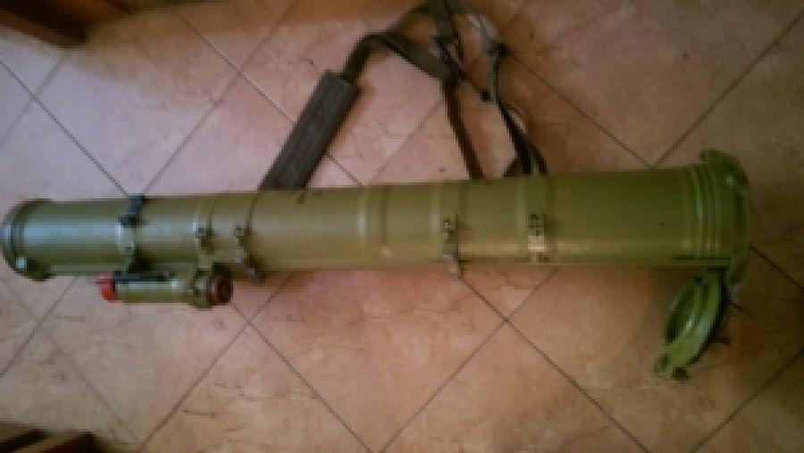 Прикарпатские бойцы продали с аукциона ПТРК