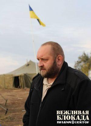 Командир ДУКу посетил Оперативный штаб блокады Крым