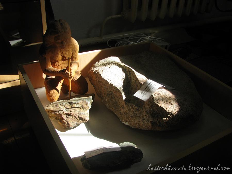 Музей Змеиногорска. Рудный Алтай в древности и средневековье