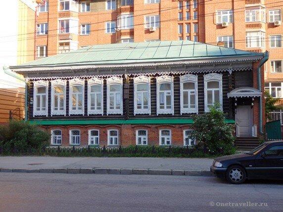 Новосибирск. Дом Никитина
