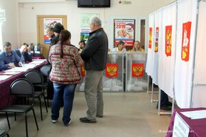 День выборов и грабли с фотосъемкой