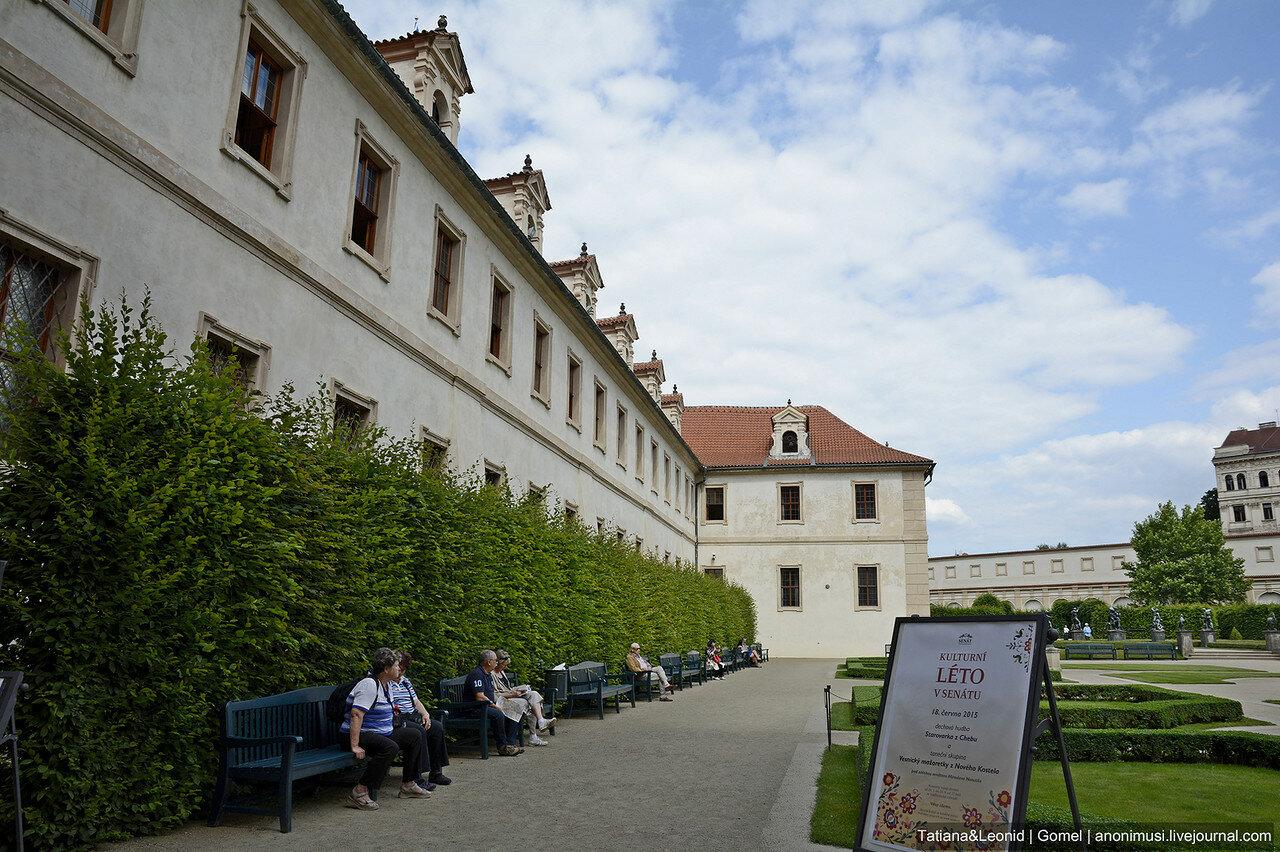 Пражский сенат. Чехия