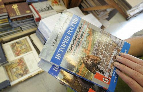 ВЯлте неуспели докупить учебники