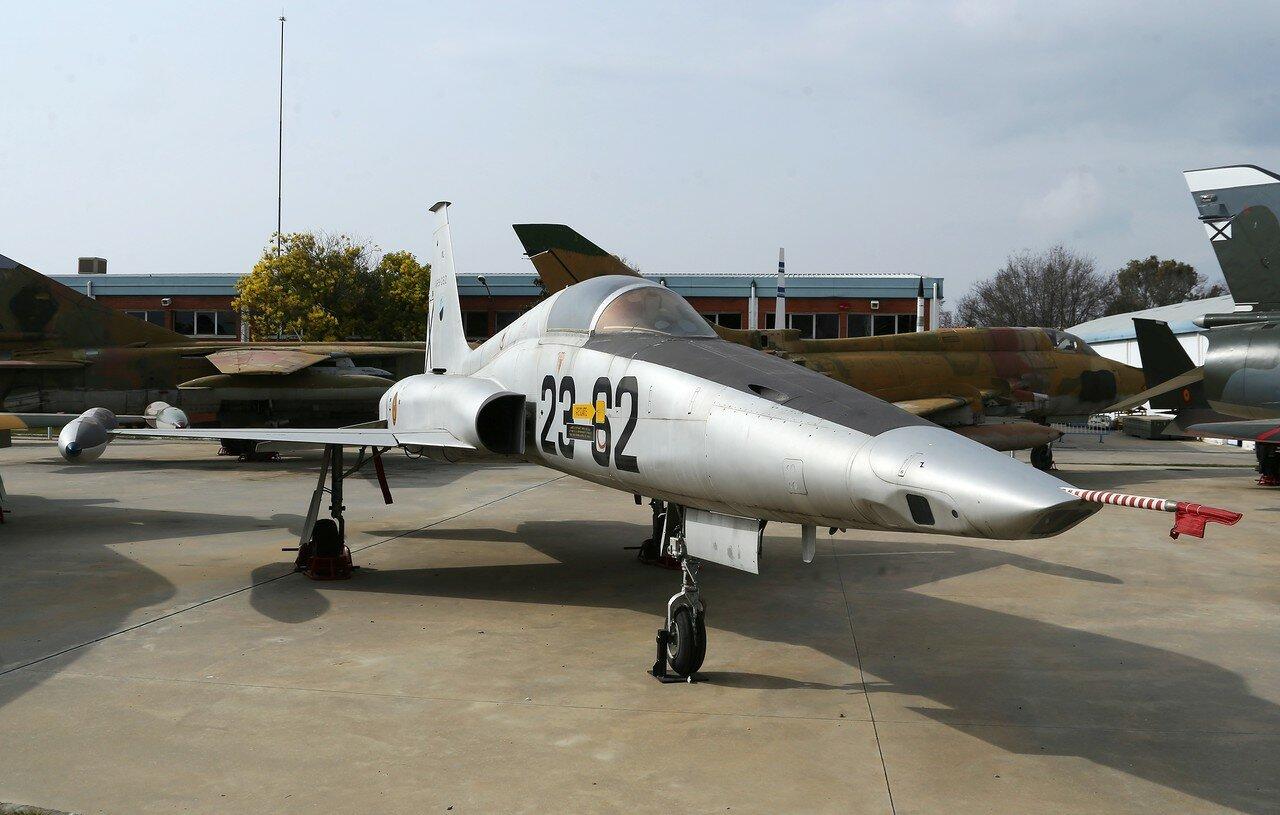 Northrop RF-5A (Museo del Aire, Madrid)
