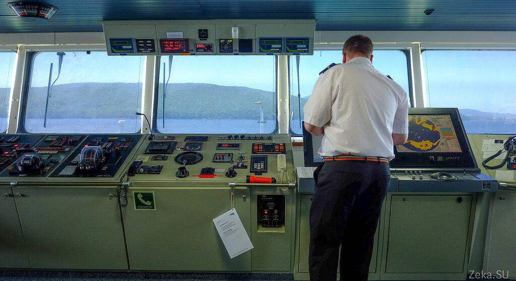 Строительство линии связи Камчатка – Сахалин – Магадан. Экскурсия на Cable Innovator — судно-кабелеукладчик