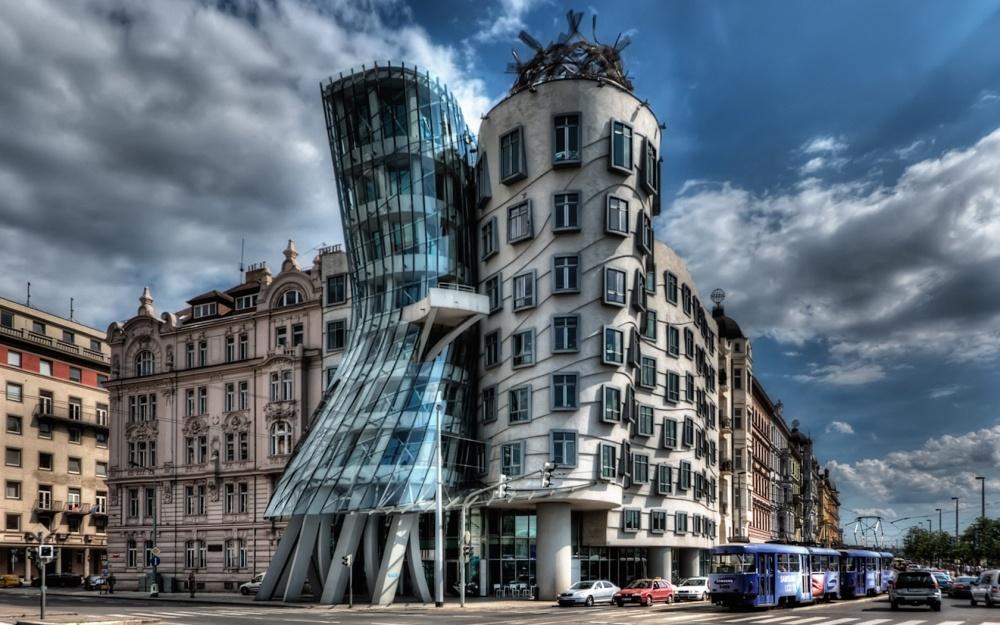© architecturaldigest.com   Концертный зал, Тенерифе