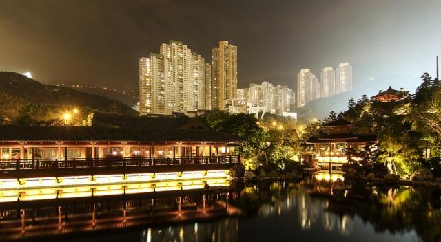 9. Китай, Гонконг, храм Вонг Тай Син Крупный даосский храмовый комплекс в Гонконге под названием Вон