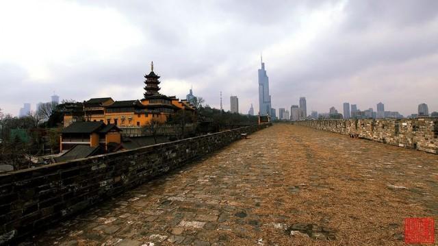 18. Нанкин, Китай Эта одна из четырех древних китайских столиц была основана в 495 году до н.э. При