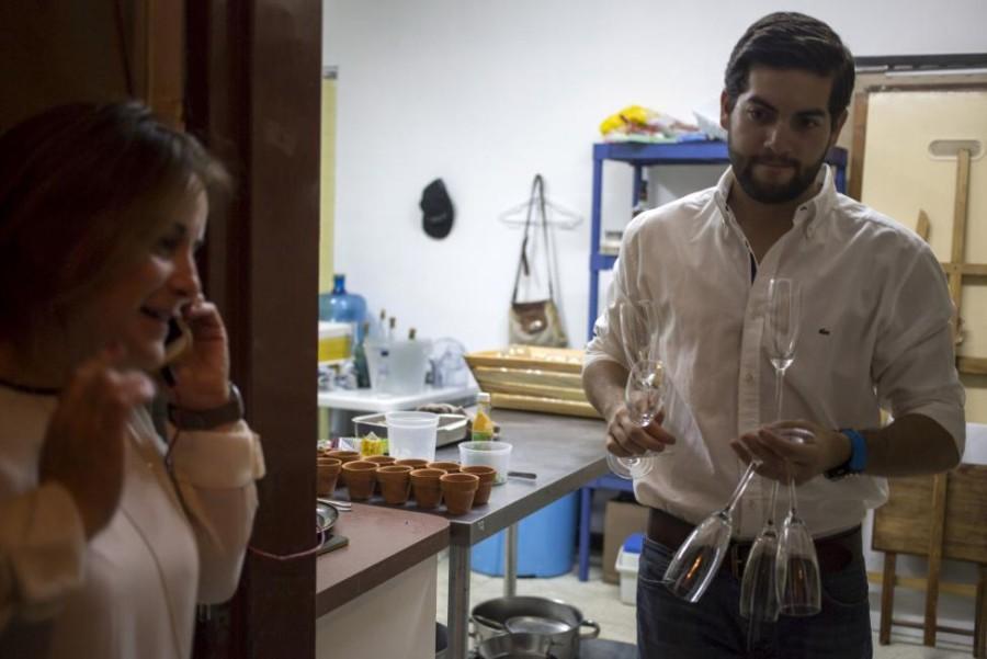 4. Ресторан «Ciboulette Prive», открывшийся в октябре прошлого года в Каракасе, рассчитан всего на 1
