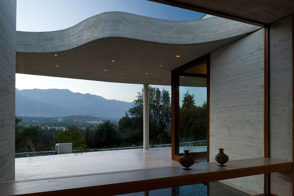 Проект дома Lo Curro House от Penafiel Arquitectos