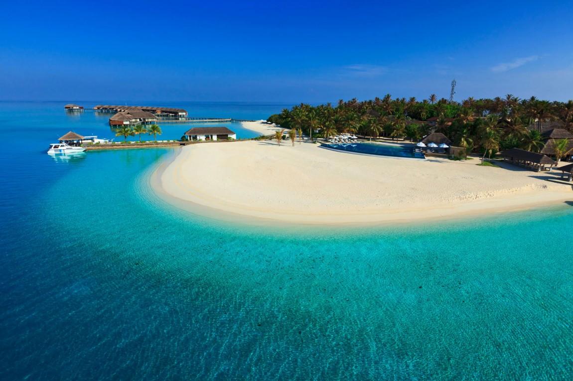 Остров Велассару (Velassaru) - Рай на земле