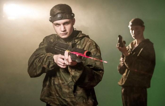 Оружие появится в 2023 году. В армии США сегодня идет активные разработки настоящих лазерных пушек.