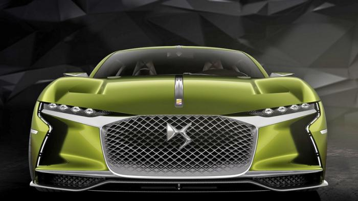 Люкс-подразделение Citroёn не сумело сохранить в тайне свой концепт, подготовленный к Женевскому авт