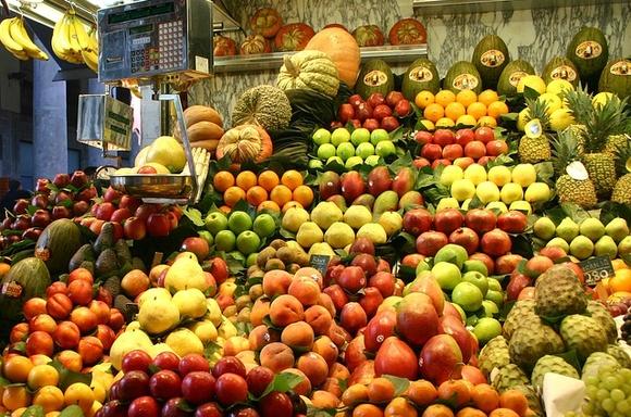 Сколько овощей ифруктов достаточно для счастья?
