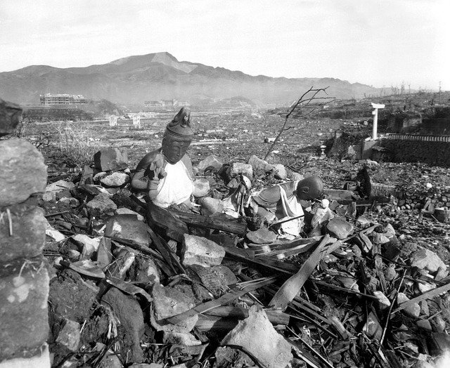 Мэр Нагасаки верит, что мир сумеет достигнуть ядерного разоружения