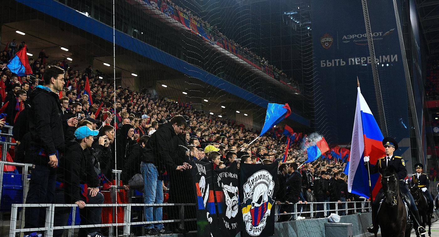 ЦСКА: «Мыждали данного долгие идлительные годы - сегодня первая игра на новоиспеченной арене»
