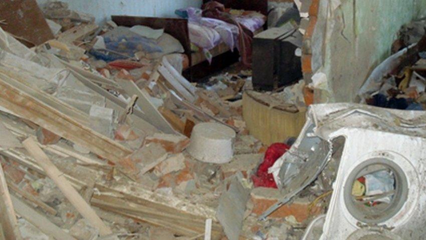 В итоге  взрыва бойлера вЛипецкой области пострадали 4-ре человека