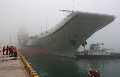 КНР завершил постройку корпуса своего 2-го авианосца