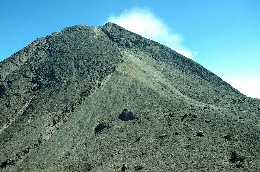 Конус вулкана